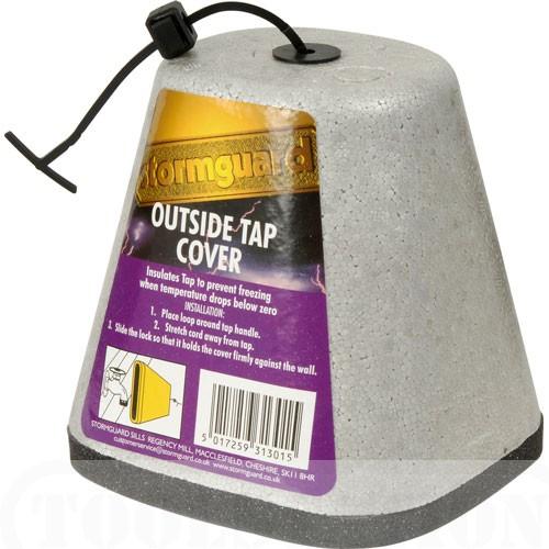 Garden Tap Insulation