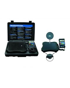 Mastercool 98210-A Weighing Scales for Charging Air Conditioning and Refrigeration Systems