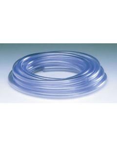 Sauermann ACC00105 1/4 6mm PVC clear pump hose pipe 5m length