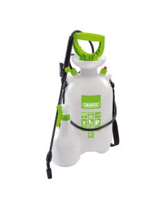 Draper 82464 Pressure Sprayer (6.25ltr) with Mini Sprayer (900ml)