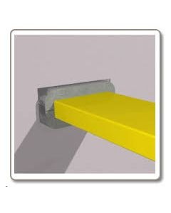 Firestop Intumescent Duct Sleeve for 110mm Wide Duct