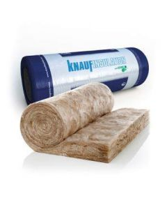 Knauf Earthwool Acoustic Roll 50mm Thick, 15.60 square metres