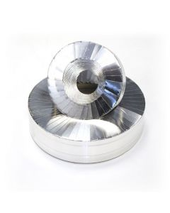 Aluminium End Capping for Pipe Insulation