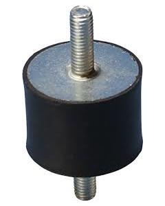 Erico 588610 Anti Vibration Rubber Mount M8