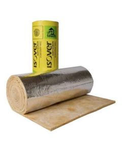 Isover 625465 Insulation Blanket 25mm thick Duct Lagging 18m Long 1.2m Wide