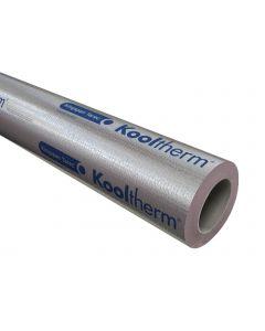 Kingspan Kooltherm Phenolic Pipe Insulation 1m Long-25mm-114mm
