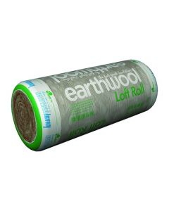 Knauf Earthwool Loft Roll 44 (Combi-Cut) 100mm Thick, 13.89 square metres