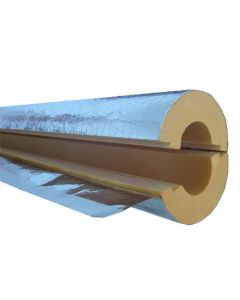 Supaphen Phenolic Pipe Insulation 1m Long-25mm-89mm