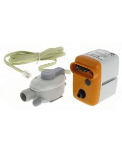 Sauermann SI-30 Mini Piston Pump with Remote Detection Float Switch