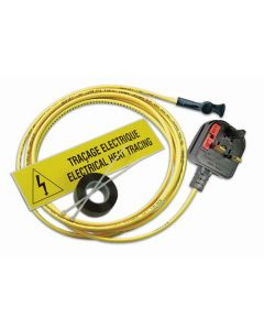 STOPGEL/5 anti pipe freezing cable complete kit 5 metre frost protection
