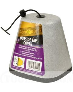 Insulated External Tap Jacket for Garden Taps