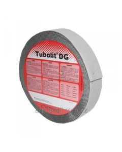 Tubolit Pipe Insulation Tape 10m x 50mm x 3mm For use with Armacell Tubolit Polyethylene Pipe Insulation.