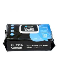 Uniwipe Ultragrime Industrial Cleaning Wipes - suitable for all general purpose cleaning jobs.