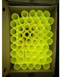 Box Of Scaffold Padding Post Protection Foam Yellow