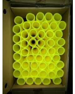 Box Of Armacell Scaffold Protect Trampoline Tube Padding Yellow Foam Pole 2m PE-48/13-YE-BOX LPL 2B