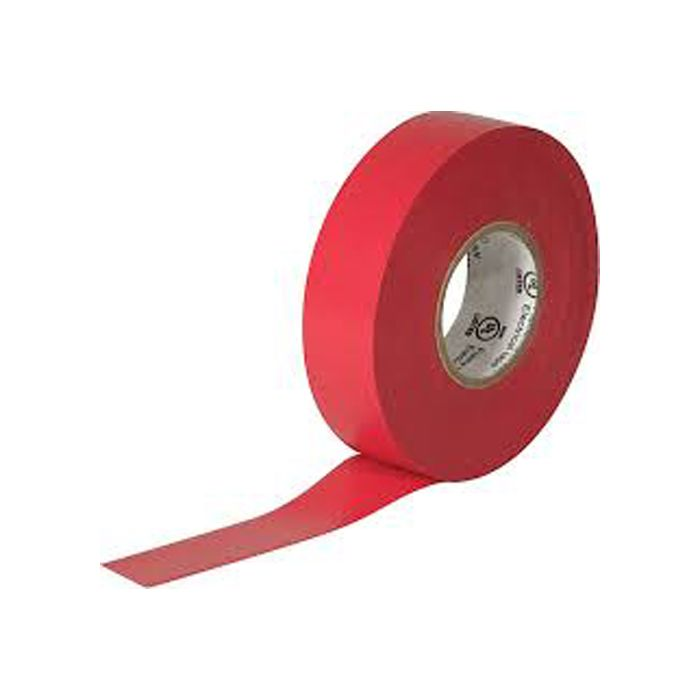 Red Electric Insulation Tape