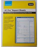 Air Conditioning Commissioning Report Pad AC Pro