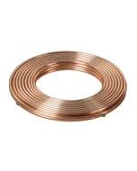 Copper Plumbing Tube 10mm X 25m Coil