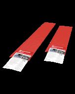 Rockwool CE Intumescent Pipe Wrap 55mm Diameter