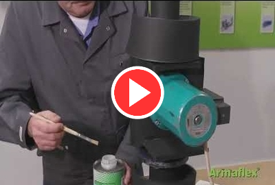 Insulating A Coolant Pump